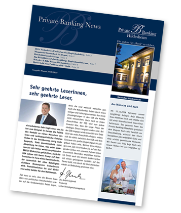 Privet Banking News Winter 2018/2019